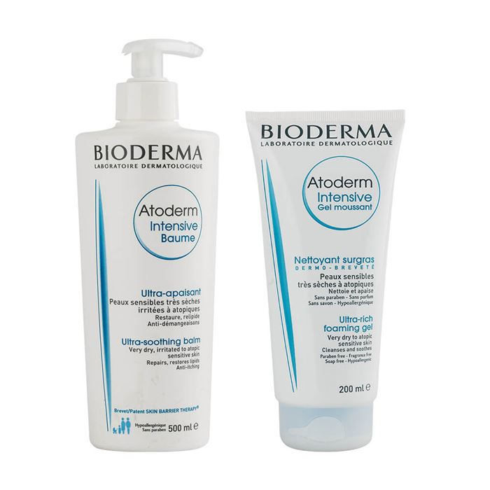 Bioderma Atoderm Intensive Baume 500ml Kofre