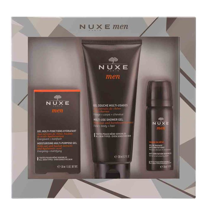 Nuxe Men's Must Haves Kofre