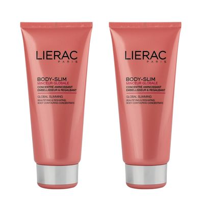Lierac Body Slim Global Slimming 2x200ml Kofre