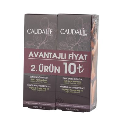 Caudalie Contouring Concentrate 2x75ml