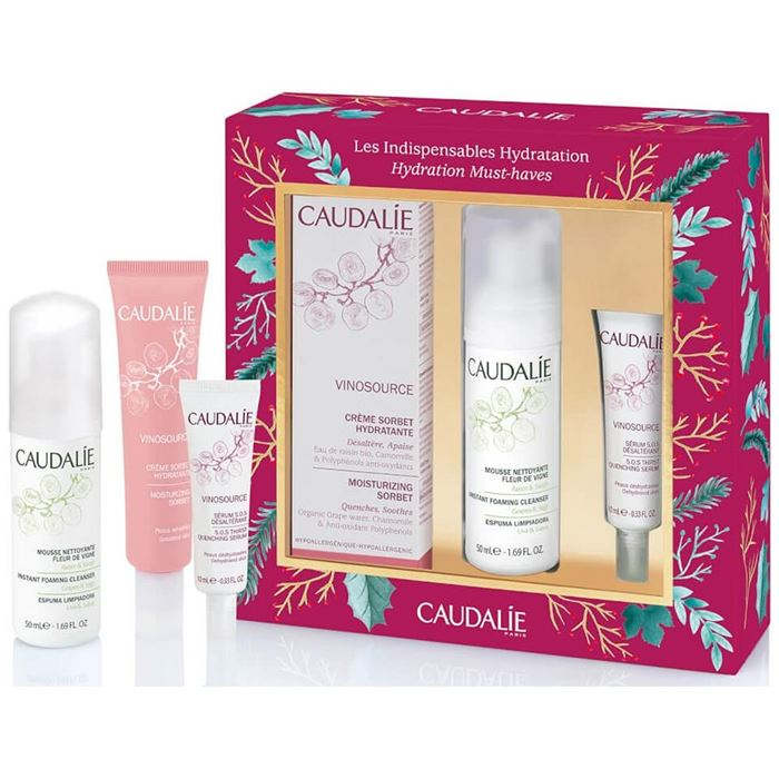 Caudalie Vinosource Moisturizing Sorbet 40ml Set
