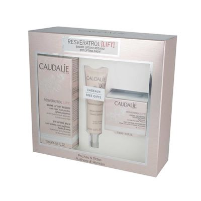 Caudalie Resveratrol Eye Lifting Balm 15ml Kofre
