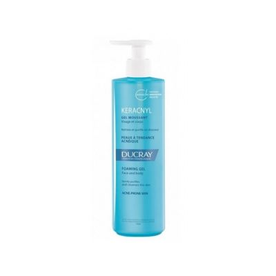 Ducray Keracnyl Gel 400ml