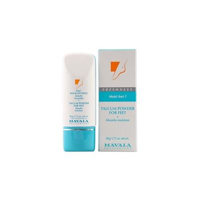 Mavala Talcum Powder For Feet 50g