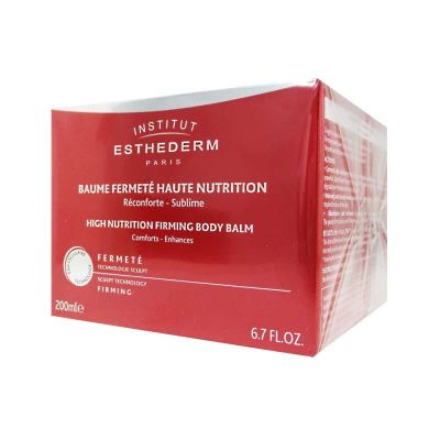Esthederm High Nutrition Firming Body Balm 200ml
