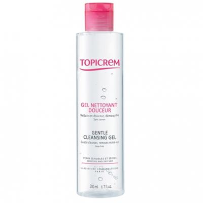 Topicrem Gentle Cleansing Gel Body and Hair 200ml