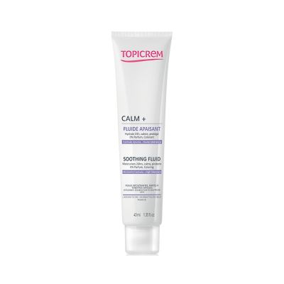 Topicrem Calm+ Ultra Moisturizing Soothing Fluid 40ml