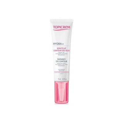 Topicrem Hydra+ Radiance Eye Contour 15ml