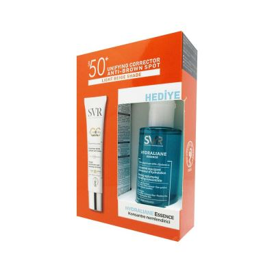 SVR Clairial CC Cream Spf50+ Light 40ml Kofre
