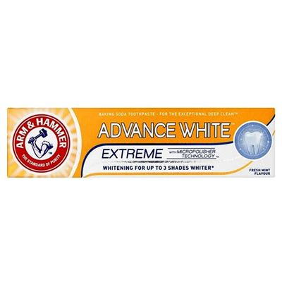 Arm and Hammer Advance White Extreme Whitening 75ml