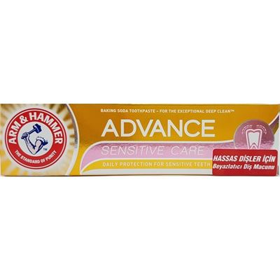 Arm and Hammer Advance White Sensitive Whitening 75ml