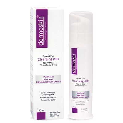 Dermoskin Face and Eye Cleansing Milk 150ml