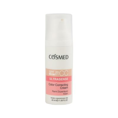 Cosmed Ultrasense Color Correcting Cream Light 40ml