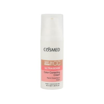 Cosmed Ultrasense Color Correcting Cream Medium 40ml