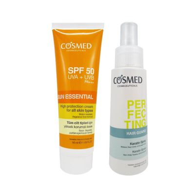Cosmed Sun Essential SPF50 Cream 50ml Set
