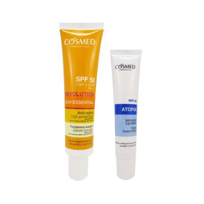 Cosmed Sun Essential SPF50 Anti Aging Cream 40ml Set