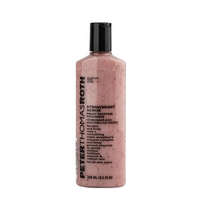 Peter Thomas Roth Strawberry Scrub Fruit Enzyme Polisher 250ml