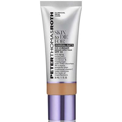 Peter Thomas Roth Mineral-Matte CC Cream SPF30 Med