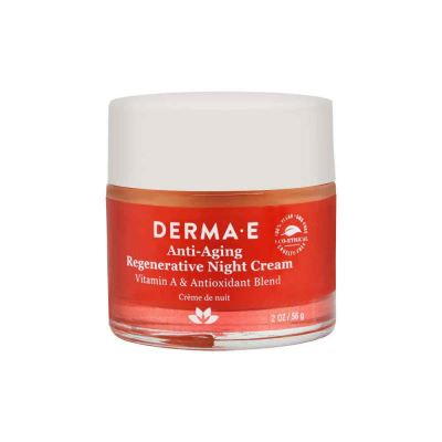 Derma E Anti-Aging Regenerative Night Cream 56g