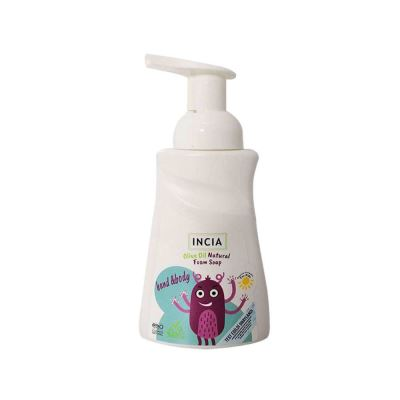 Incia Olive Oil Natural Foam Soap For Kids 200ml