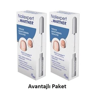 Wartner Nailexpert 4ml İkiz Set