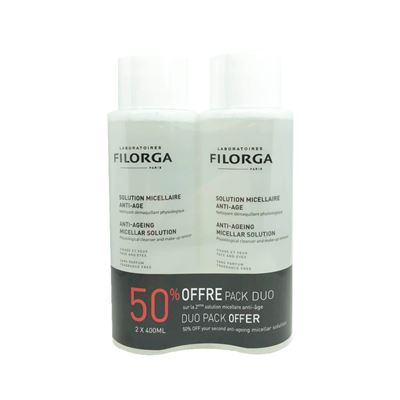 Filorga Anti Ageing Micellar Solution 2x400ml Set