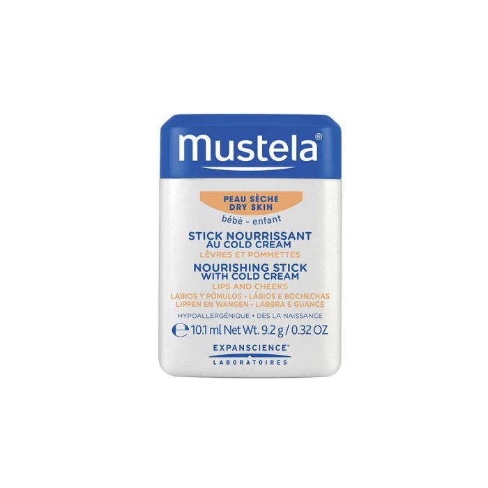 Mustela Nourishing Stick With Cold Cream 10ml