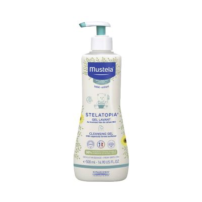 Mustela Stelatopia Cleansing Gel 500ml