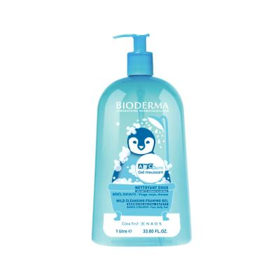 ABCDerm Foaming Cleanser 1 Llitre