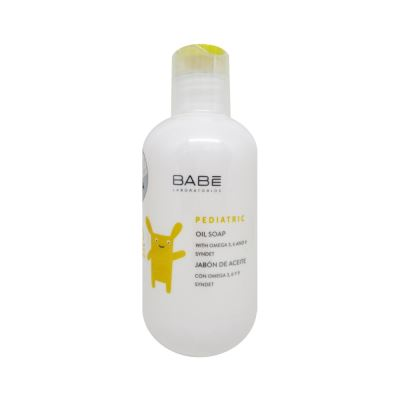 Babe Emollient Soap 200ml