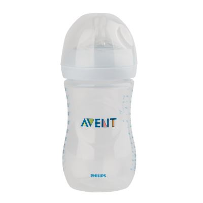 Avent Natural PP Biberon 260ml 1 Ay+