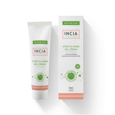 Incia Mother Care Stretch Mark Gel Cream 75ml