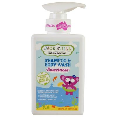 Jack and Jill Shampoo Sweetness 300ml