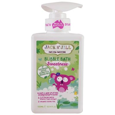 Jack and Jill Bubble Bath Sweetness 300ml