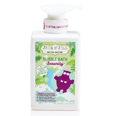 Jack and Jill Bubble Bath Serenity 300ml