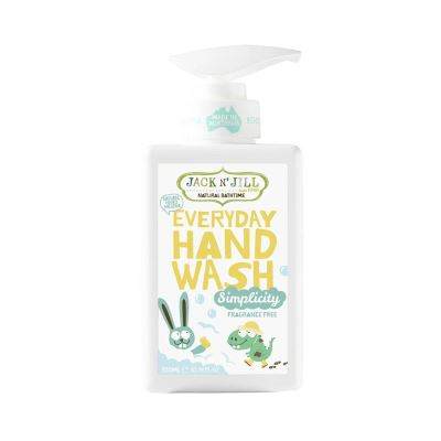 Jack and Jill Everyday Hand Wash Simplicity 300ml
