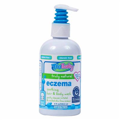 Trukid Trubaby Eczema Soothing Wash 236ml