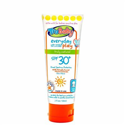 Trukid Trubaby Everyday Play SPF30 Mineral Sunscreen 58ml