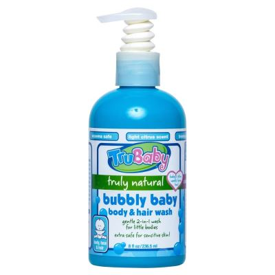 Trukid Trubaby Bubbly Baby Body and Hair Wash 236ml