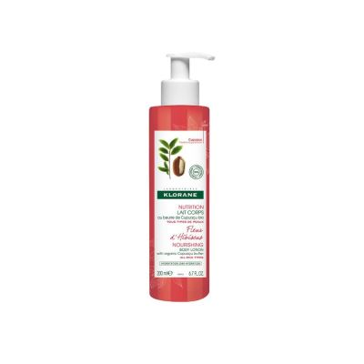 Klorane Nourishing Body Lotion Hibiscus 200ml