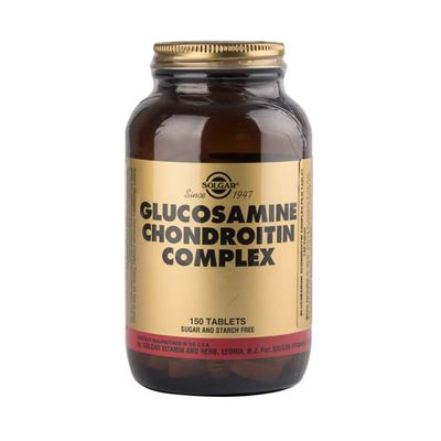 Solgar Glucosamine Chondroitin Complex 150 Tablet