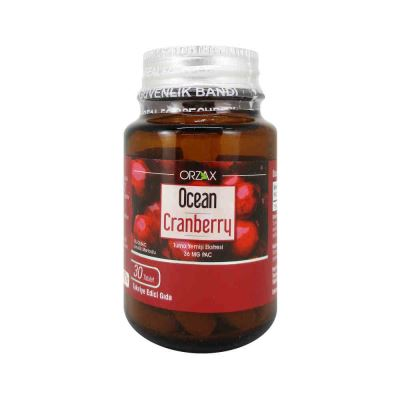 Ocean Cranberry Extract 36mg PAC 30 Tablet