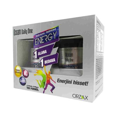 Ocean Daily One Energy 2x30 Tablet Kofre