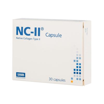 Assos NC-II Native Collagen Type II 30 Kapsül