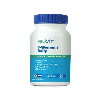 Velavit V-Women's Daily 30 Tablet