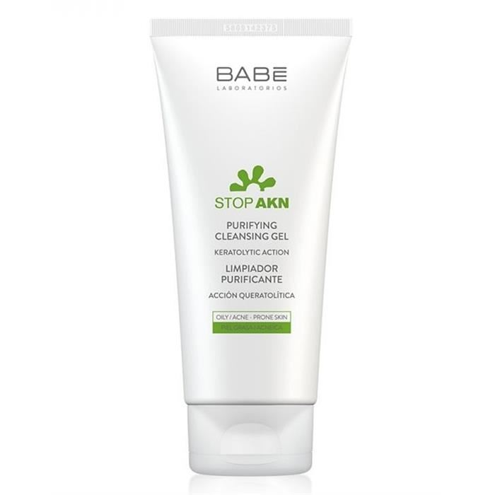 Babe Stop AKN Purifying Cleansing Gel 200ml