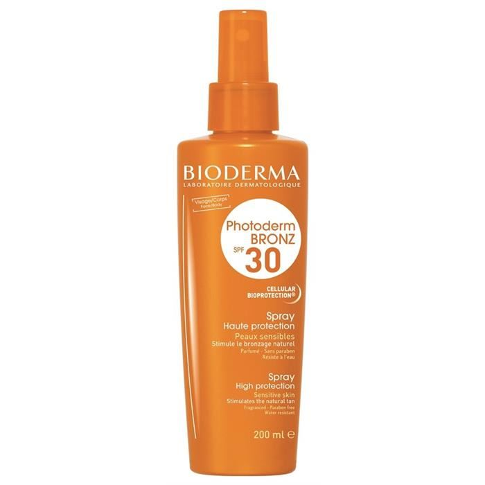 Bioderma Photoderm Bronz SPF 30 (UVA26) 200 ml
